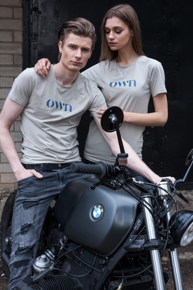 Marškinėliai OWN UNISEX