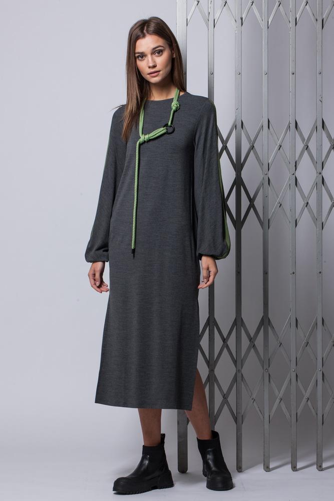 Suknelė KORTS pilka