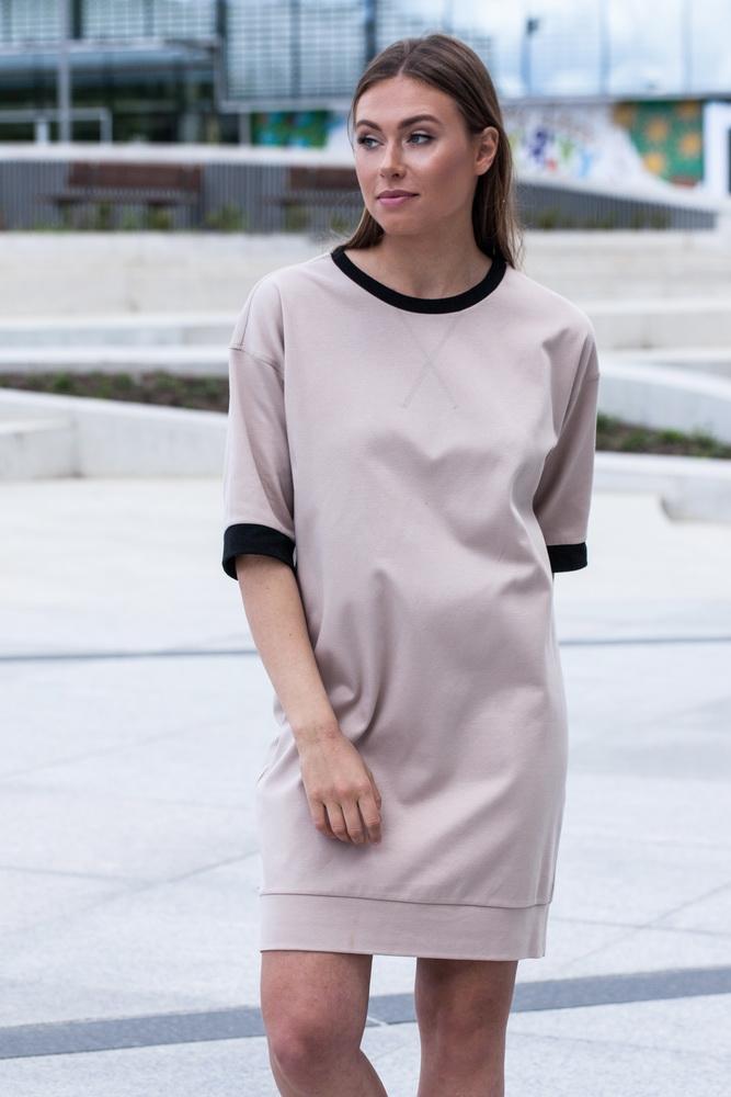 Shirt LUNA light sandy colour